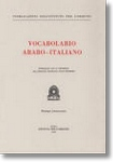 Renato Traini: Vocabolario arabo-italiano